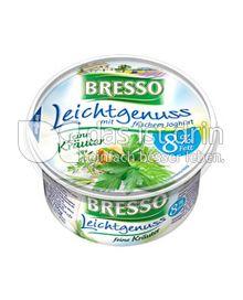 Produktabbildung: Bresso Leichtgenuss mit frischem Joghurt 150 g