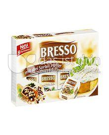Produktabbildung: Bresso mit drei Sorten Pfeffer 120 g
