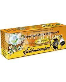 Produktabbildung: Goldmännchen Fenchel-Anis-Kümmel 50 g