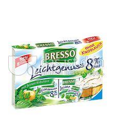 Produktabbildung: Bresso Leichtgenuss mit feinen Kräutern 133 g