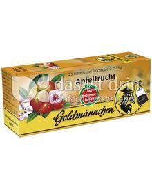 Produktabbildung: Goldmännchen Apfelfrucht 56,25 g