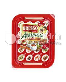 Produktabbildung: Bresso Antipasti mit Paprika & Tomate 100 g