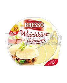 Produktabbildung: Bresso Weichkäse-Scheiben 125 g