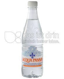 Produktabbildung: Acqua Panna Mineralwasser 0,5 l