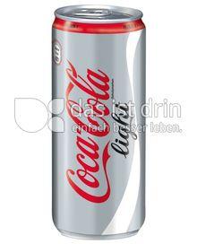Produktabbildung: Coca-Cola Coke light 0,33 l