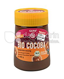 Produktabbildung: GEPA Bio Cocoba 400 g
