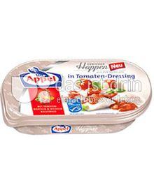 Produktabbildung: Appel Genießerhappen in Tomaten-Dressing 150 g