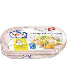 Produktabbildung: Appel Genießerhappenin Curry-Kokos-Dressing 150 g