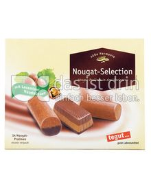 Produktabbildung: tegut Nougat-Selection 14 St.