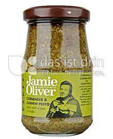 Produktabbildung: Jamie Oliver Coriander & Cashew Pesto 190 g