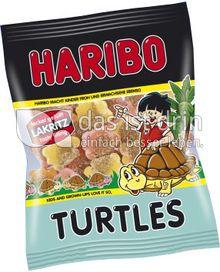 Produktabbildung: Haribo Lakritz Turtles 200 g