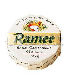 Produktabbildung: Ramee Rahm-Camembert 125 g