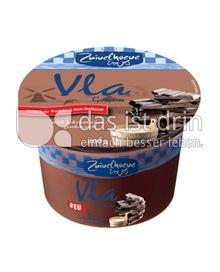 Produktabbildung: Zuivelhoeve Vla Genuss Schokolade 200 g