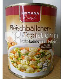Produktabbildung: Primana Eintöpfe Fleischbällchen-Topf 800 ml