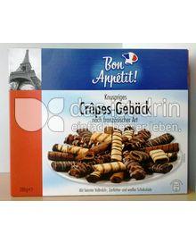 Produktabbildung: Bon Appétit! Crêpes-Gebäck 280 g