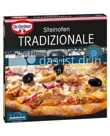 Produktabbildung: Dr. Oetker Steinofen Tradizionale Tonno 380 g