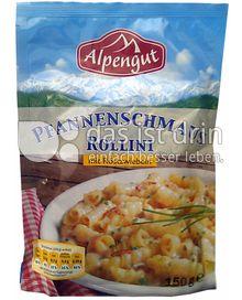 Produktabbildung: Alpengut Pfannenschmaus Rollini 150 g