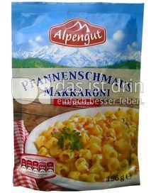 Produktabbildung: Alpengut Pfannenschmaus Makkaroni 156 g