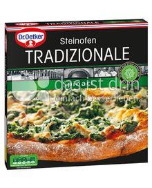 Produktabbildung: Dr. Oetker Steinofen Tradizionale Spinaci 365 g