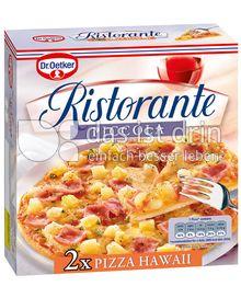 Produktabbildung: Dr. Oetker Ristorante Piccola Hawaii 310 g