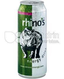 Produktabbildung: rhino's Energy Drink 500 ml