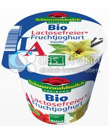 Produktabbildung: Schwarzwaldmilch Bio Lactosefreier Fruchtjoghurt Vanille 150 g