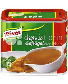 Produktabbildung: Knorr Soße zu Geflügel 2,5 l