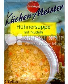 Produktabbildung: Küchen-Meister Hühnersuppe mit Nudeln 66 g