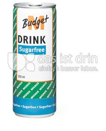 Produktabbildung: M-Budget Drink Sugarfree 250 ml