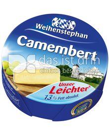 Produktabbildung: Weihenstephan Camembert leicht 80 g
