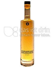 Produktabbildung: Goldrausch Schnaps Vodka Likör 0,5 l