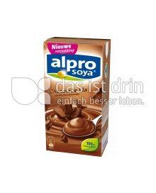 Produktabbildung: alpro soya Chocolade Vla 525 g