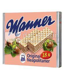Produktabbildung: Manner Original Neapolitaner 18 St.
