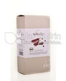 Produktabbildung: hanf & natur hot & spicy knabberhanf 100 g