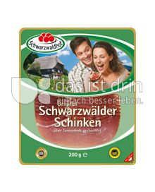 Produktabbildung: Schwarzwaldhof Original Schwarzwälder Schinken 200 g
