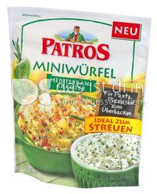 Produktabbildung: Patros Miniwürfel Mediterrane Kräuter 150 g
