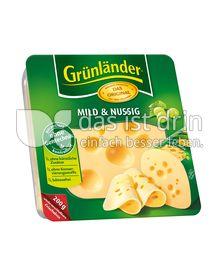 Produktabbildung: Grünländer Mild & Nussig 200 g