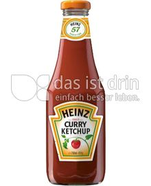 Produktabbildung: Heinz Curry Ketchup 750 ml
