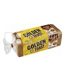 Produktabbildung: Golden Toast Volkorn Toast 500 g