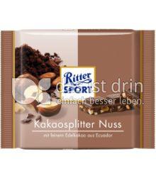 Produktabbildung: Ritter Sport Bio Kakaosplitter Nuss 65 g