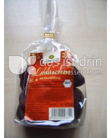 Produktabbildung: Alnatura Lebkuchen mit Kirschfüllung 125 g