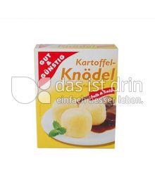 Produktabbildung: Gut & Günstig Kartoffelknödel 200 g