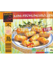 Produktabbildung: Satori Mini Frühlingsrollen 400 g