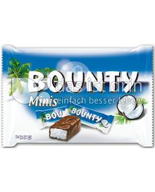 Produktabbildung: Bounty Minis 235 g