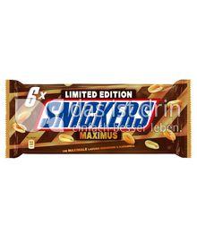 Produktabbildung: Snickers Maximus 270 g