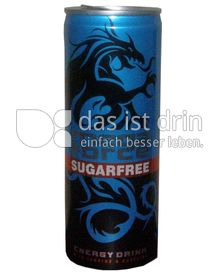 Produktabbildung: Mega Force Sugarfree Energy Drink