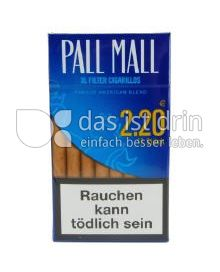 Produktabbildung: PALL MALL XL FILTER CIGARILLOS 17 St.