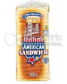 Produktabbildung: Mike Mitchell's American Sandwich 750 g
