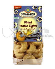 Produktabbildung: Sommer Vanille-Kipferl 150 g