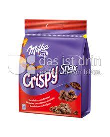 Produktabbildung: Milka Crispy Snax 150 g